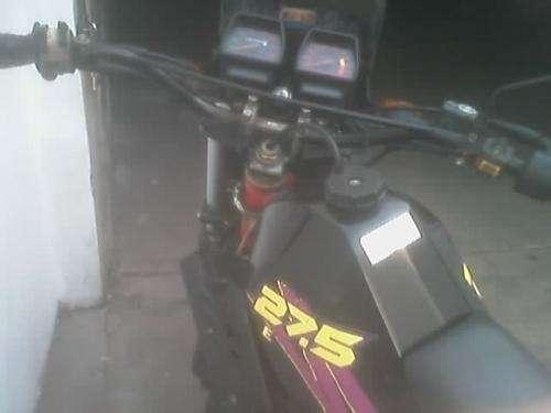 Vendo moto enduro agrale cagiva 275, edición limitada