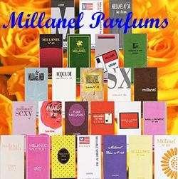 Vendo perfumes millanel lociones