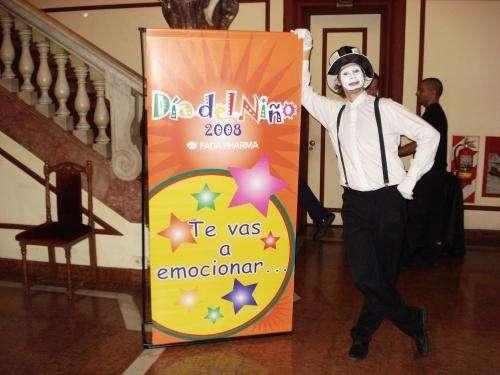 Circo y variedades en eventos