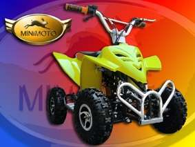 Minimoto-minicuatri 49cc - los mejores del mercado!!!
