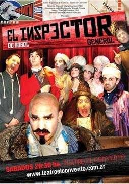 Teatro clásico: el inspector general de nicolás gógol