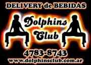 Delivery bebidas belgrano 4783 8743 cañitas bar river nuñez