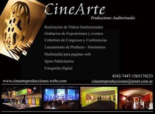 Filmación y realización de video clips. videos corporativos para empresas. making of