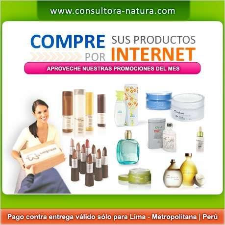 Productos de belleza natura cosmeticos / venta productos natura tienda online
