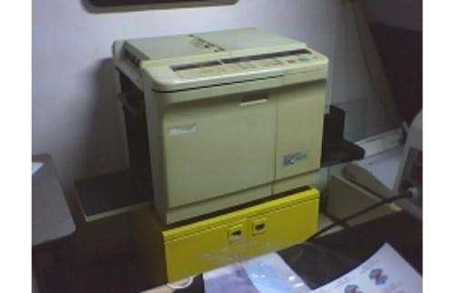 Vendo duplicadora digital risograph rc 5600