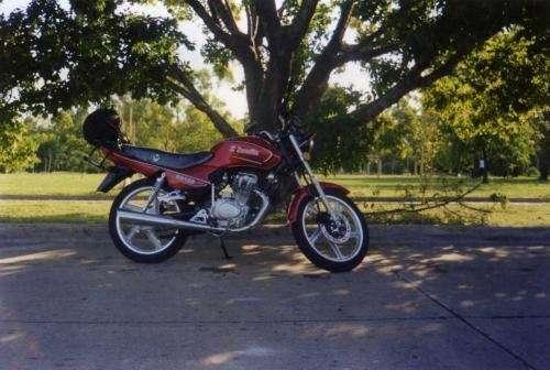 Vendo zanella rx 150 - modelo 2007