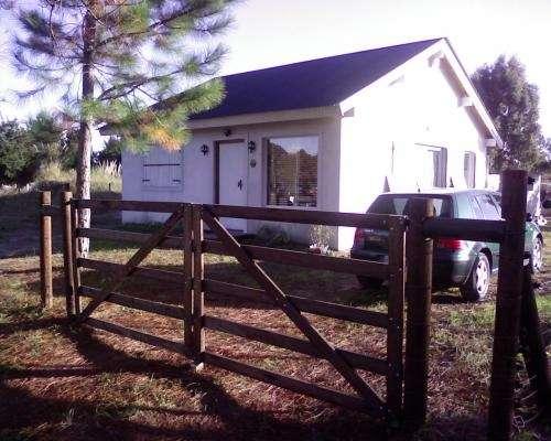Alquilo casa en san bernardo