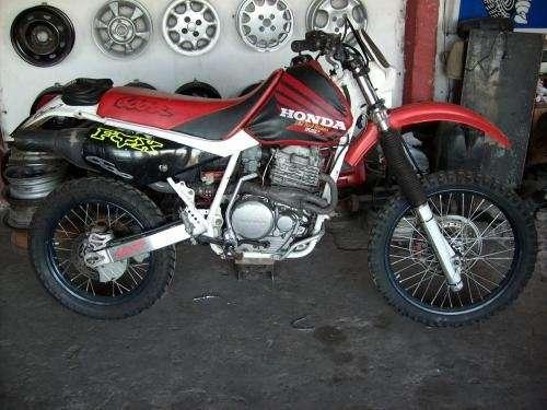 Fotos de Vendo moto honda  xr 600 modelo 94 2