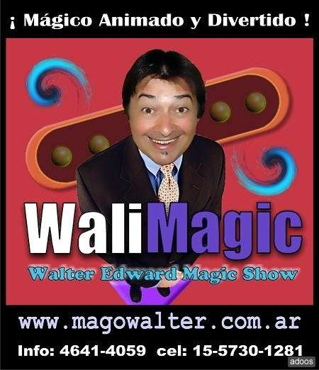 Magos para fiestas te:4641-4059 :: mago