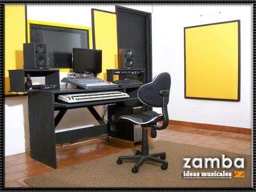 Fotos de Estudio zamba - grabación y producción musical 4