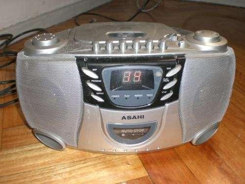 Radiograbador asahi cdb-301a