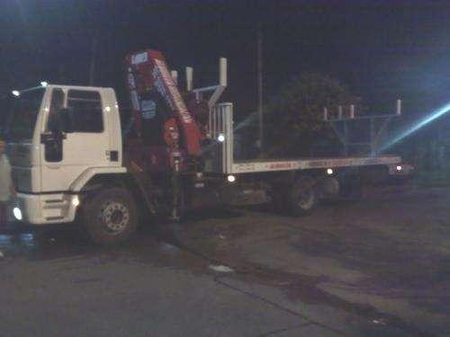 Alquilo camiónes con hidrogruas de 30 tonelametros