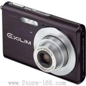 Casio exilim ex-z60bk 6mp digital camera with 3x optical zoom