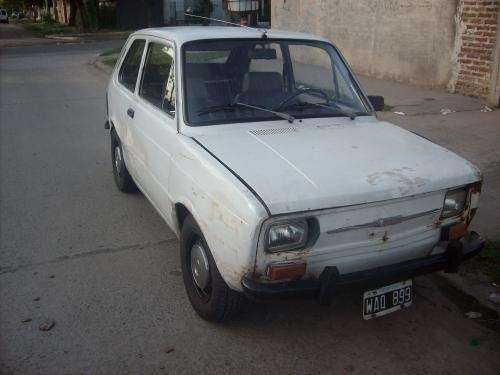 Fiat 133 mod 79 $4500