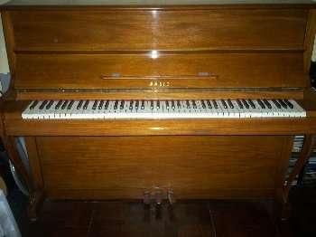 Vendo piano vetical como nuevo!!!