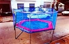Excelente oportunidad!!! cama elastica hexagonal promo