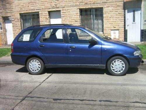 Fiat pali weekend 98 con gnc