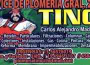 COLOCACION TERMOTANQUE CALEFON 45842887 PLOMERO URGENCIAS BALBANERA  BELGRANO TINO PATERNAL 1549463107