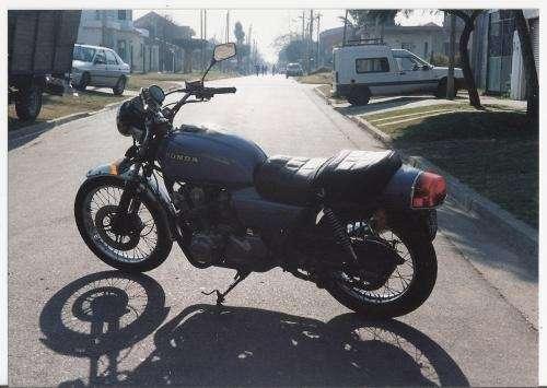 Moto honda cb 750 k. 16 valvulas. md 79
