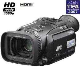 Jvc videocámara everio full hd gz-hd7 + gtía 2 años