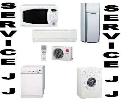 Service de electrodomesticos todas las marcas
