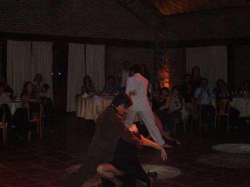 Show de tango bailarines - cantantes - musicos
