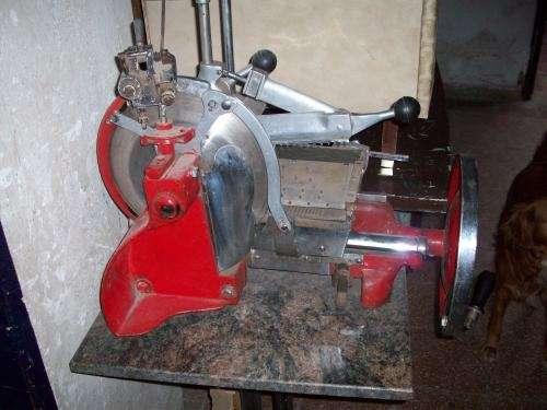 Compro berkel cortadoras de fiambre compro