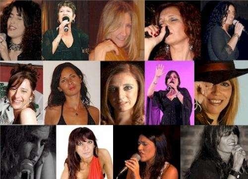Nosotras y el tango en noviembre: despedida 2008