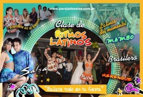 Fotos de Show pareja de salsa www.parejadesalsa.com.ar 2