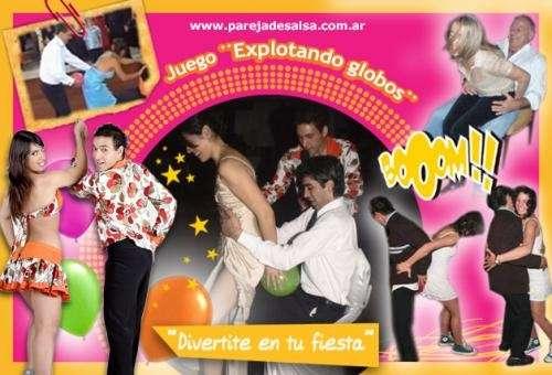 Fotos de Show pareja de salsa www.parejadesalsa.com.ar 4