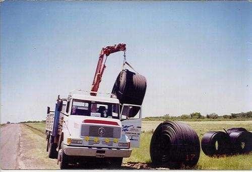 Fotos de Alquiler de camiones con hidrogruas 4