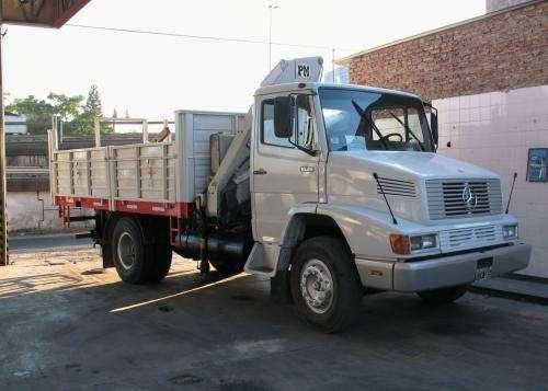 Fotos de Alquiler de camiones con hidrogruas 3