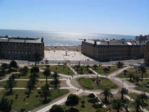 Dueño vende depto 2 amb. amplios, impeca, espectacular vista al mar, mar del plata.