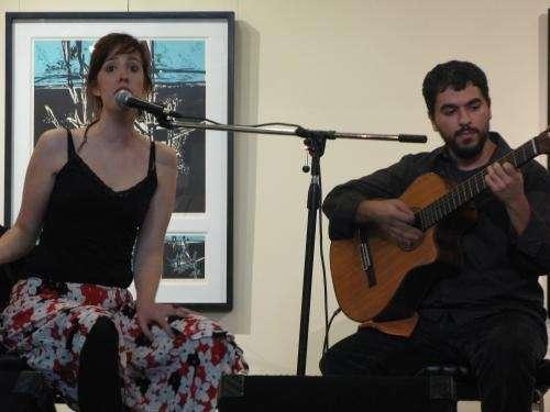 Duo tango y folklore