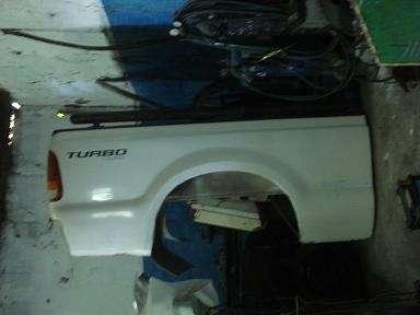 Caja de carga de ford dutty
