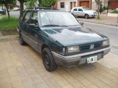 Fiat duna weekend año 93 con gnc