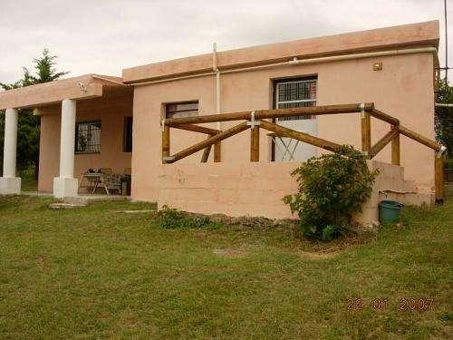 Alquilo casa tipo cabaña lago los molinos sierras de cordoba