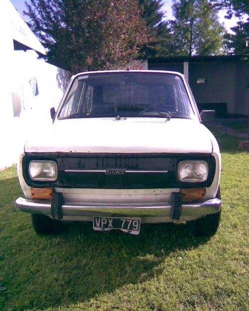 Fiat 133 sedan