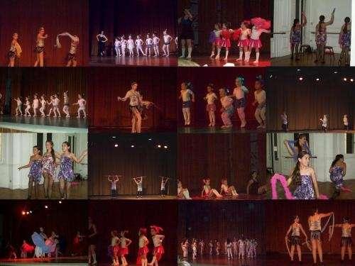 Clases y cursos de danzas en verano