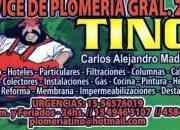 PATERNAL PLOMERO CALEFONES 45842887 -1549463107 TINO 24 HS FLORESTA CABALLITO