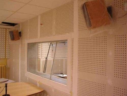 Salas de grabacion -ensayo -aislacion instalacion