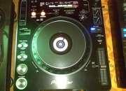 Compre completamente Pioneer CDJ-1000MK3....$500usd