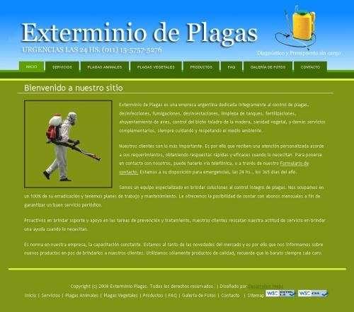 Fumigaciones | control de plagas | saneamiento ambiental.