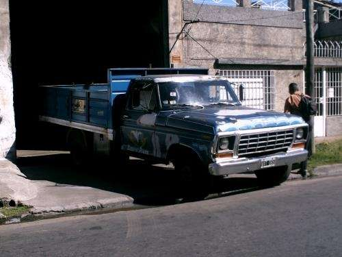 Ford 350 ´79