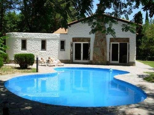 Alquiler casa de fin de semana sobre el río-oliveros-rosario