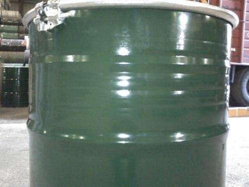 Crompra y venta de tambores chapa, plasticos, contenedores x 1000