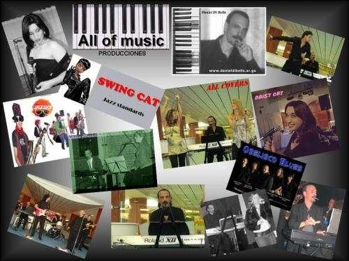 Shows musicales para fiestas y eventos empresariales. musica para fiestas