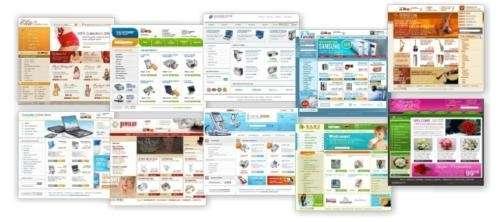 Oferta paquete de 10 tiendas virtuales totalmente editables
