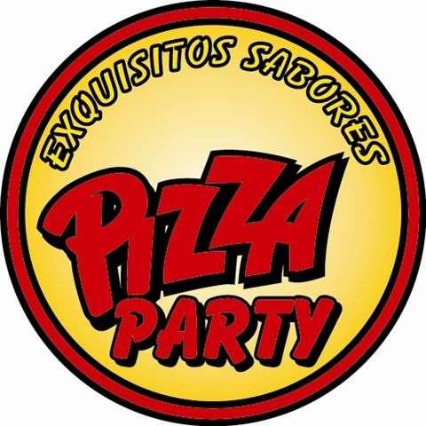Exquisitos sabores pizza party