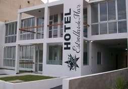 Hotel frente al mar en san bernardo, argentina
